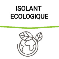 Isolant ecologique Pactiso