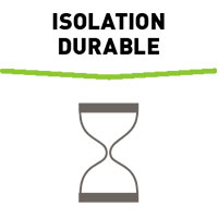isolation durable - pact iso